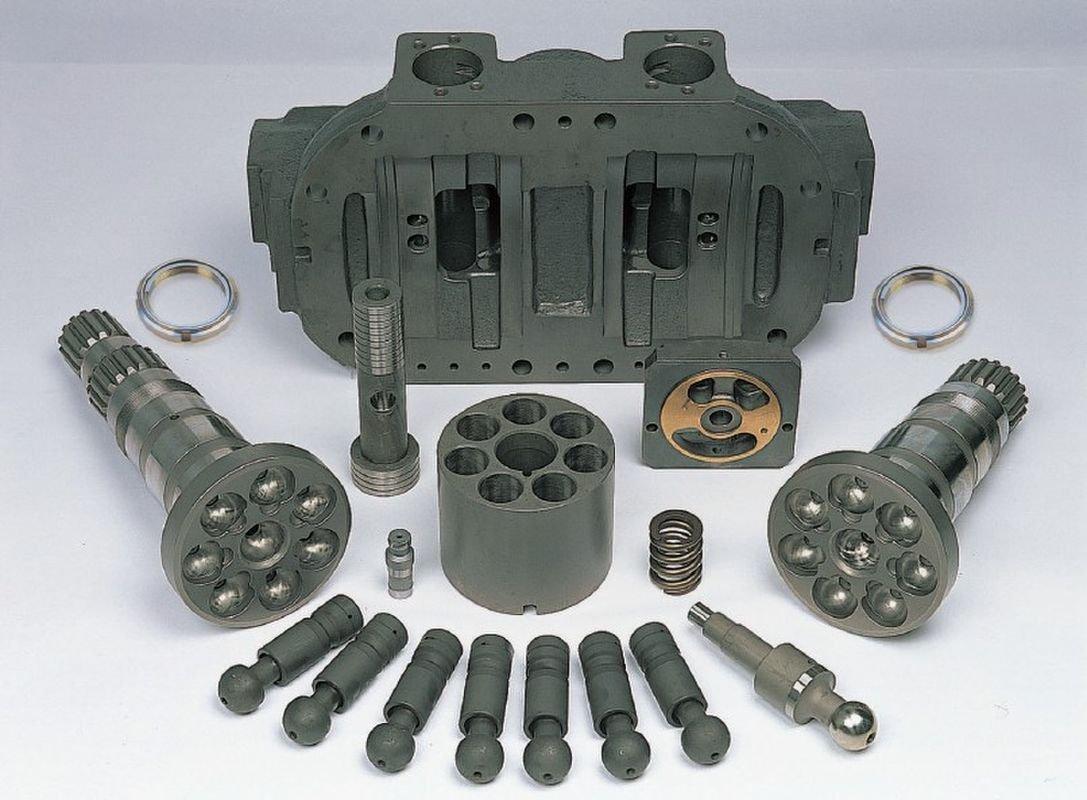 Hitachi hidrolik yedek parçaları